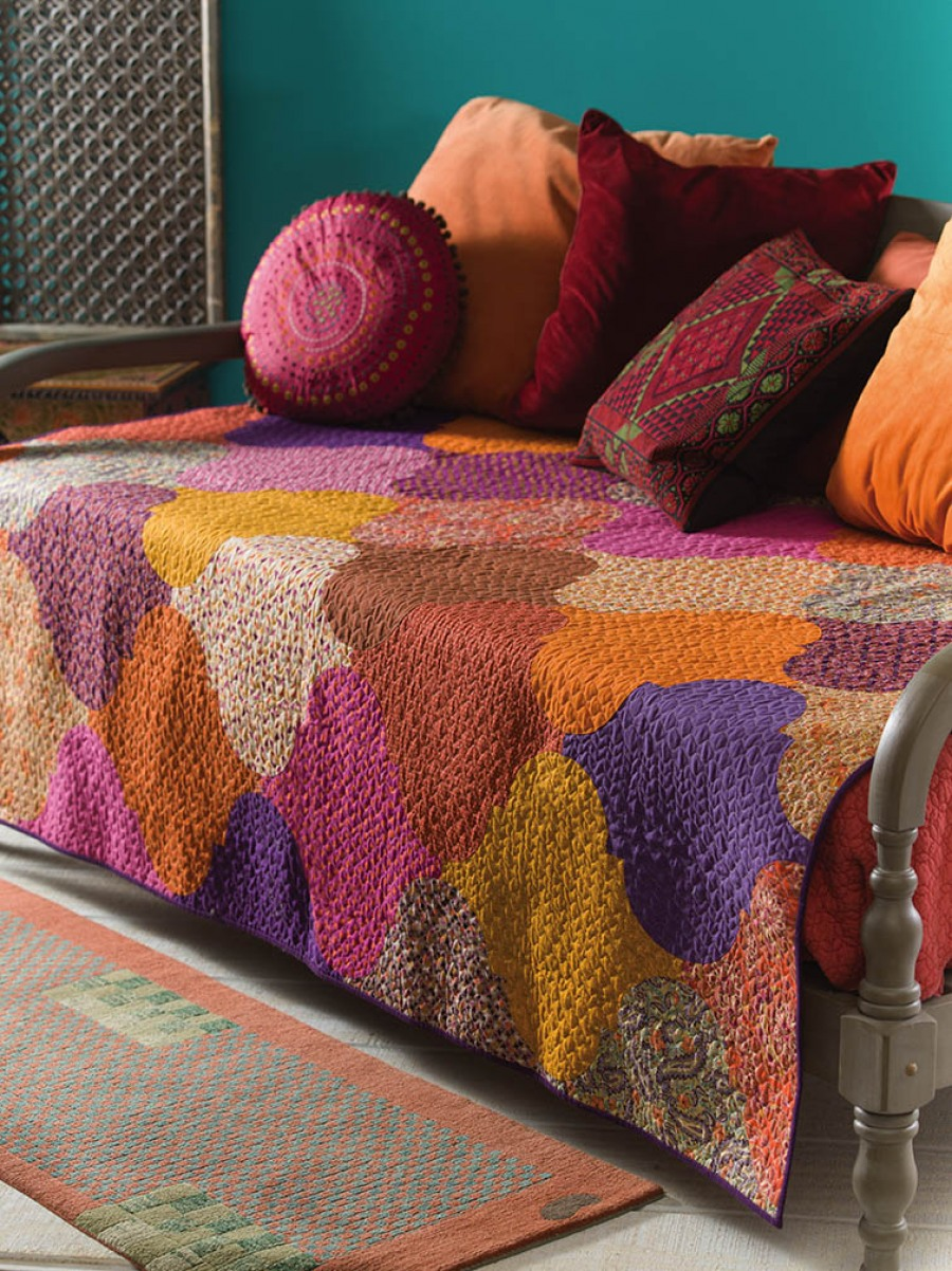 Spice Road Quilt