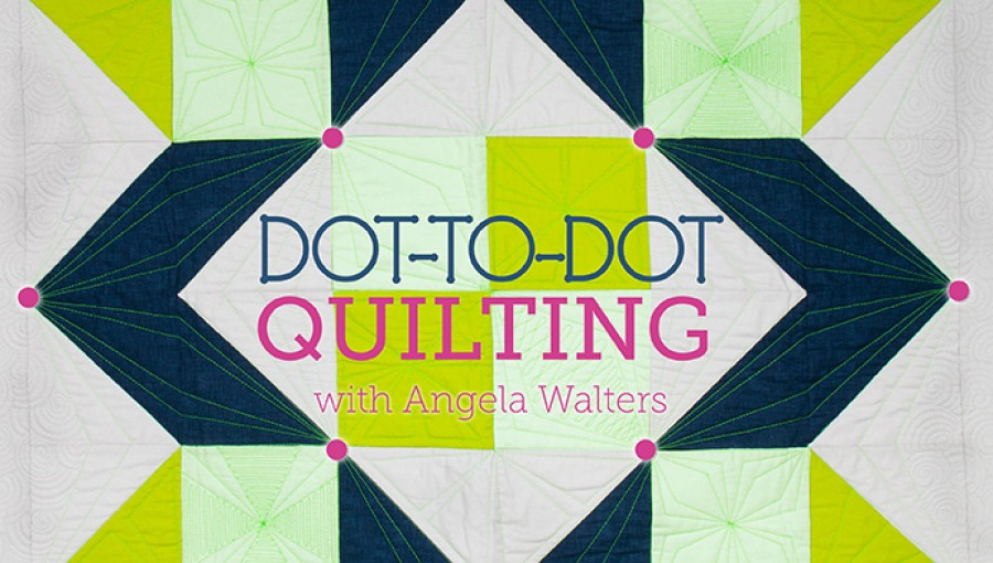 Dot-to-Dot Quilting
