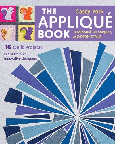 The Appliqué Book
