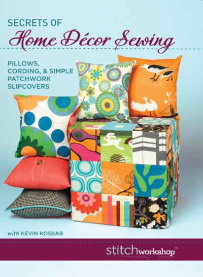 Secrets of Home Décor Sewing HD video download